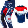 ONeal Element Warhawk Blue Red Jersey