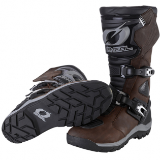 ONeal Sierra Pro Adventure Brown Boots Image 4