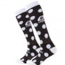ONeal MX Candy Black White Boot Socks
