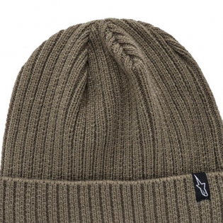 Alpinestars Receiving Military Green Beanie Image 4