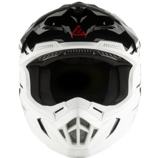 Answer AR1 Pro Glo White Black Pink Helmet Image 3