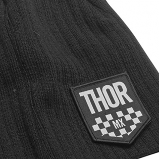 Thor Chex Black Beanie Image 2