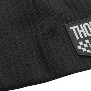 Thor Chex Black Beanie Image 3