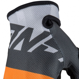 Answer AR-1 Voyd Charcoal Orange Grey Gloves Image 2