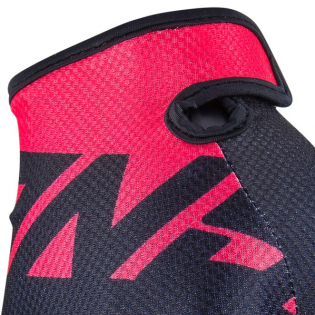 Answer AR-1 Voyd Black Charcoal Pink Gloves Image 2