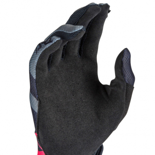 Answer AR-1 Voyd Black Charcoal Pink Gloves Image 3