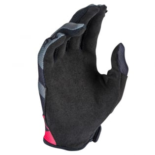 Answer AR-1 Voyd Black Charcoal Pink Gloves Image 4