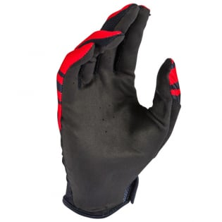 Answer AR-1 Glo Pro Red Black Hyperacid Gloves Image 3