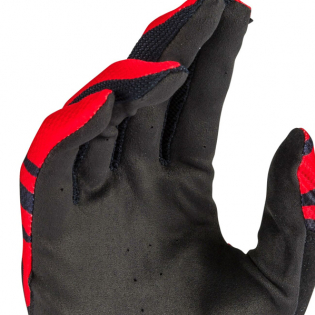 Answer AR-1 Glo Pro Red Black Hyperacid Gloves Image 4