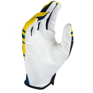 Answer AR-1 Glo Pro Yellow Midnight White Gloves Image 3