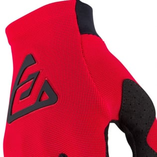 Answer AR-2 Bold Red Black Gloves Image 2