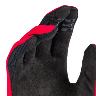 Answer AR-2 Bold Red Black Gloves Image 4