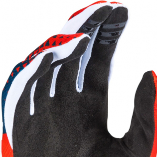 Answer AR-3 Korza Red Midnight Yellow Gloves Image 3