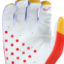 Troy Lee Designs GP Air Jet Red Yellow Gloves