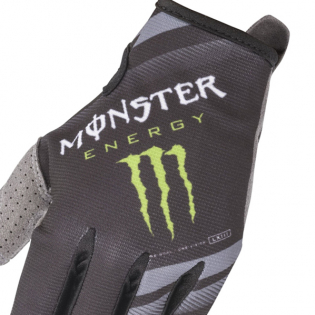 Alpinestars Radar Monster Ammo Black Green Gloves Image 4