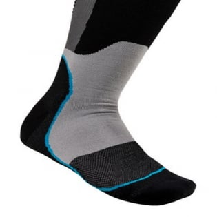 Alpinestars Plus-1 Black Cyan MX Socks Image 4