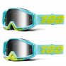 100% Racecraft Pinacles Mirror Lens Goggles