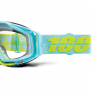 100% Racecraft Pinacles Clear Lens Goggles