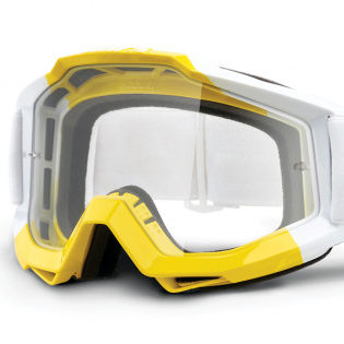 100% Accuri Astra Clear Lens Goggles Image 2