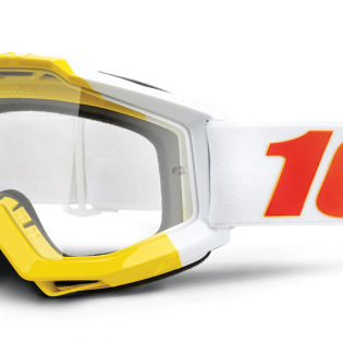 100% Accuri Astra Clear Lens Goggles Image 3