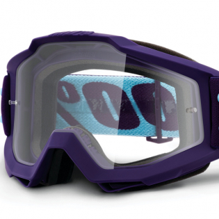 100% Accuri Maneuver Clear Lens Goggles Image 2