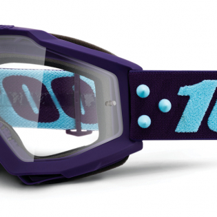 100% Accuri Maneuver Clear Lens Goggles Image 3