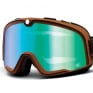 100% Barstow Classic Pendleton Flash Green Lens Goggles