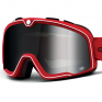100% Barstow Classic Steve Caballero Silver Lens Goggles