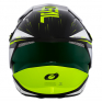 ONeal 3 Series Stardust Black White Yellow Motocross Helmet