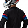 Troy Lee Designs Kids GP Carlsbad White Black Kit Combo
