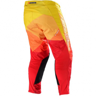 Troy Lee Designs Kids GP Jet Yellow Orange Pants Image 3