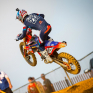 Troy Lee Designs SE Seca Dark Navy Orange Kit Combo