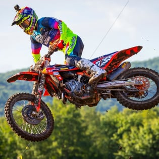 Troy Lee Designs SE Pro KTM Mirage Yellow Jersey Image 2