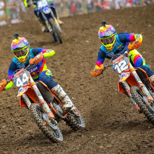 Troy Lee Designs SE Pro KTM Mirage Yellow Jersey Image 3
