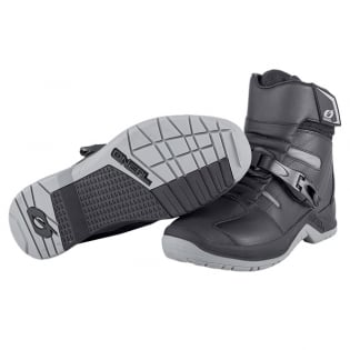 ONeal RMX Shorty Black Motocross Boots Image 3