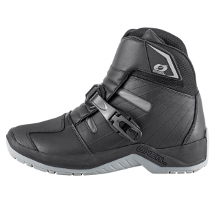 ONeal RMX Shorty Black Motocross Boots Image 4