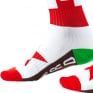ONeal Pro MX California Red White Brown Boot Socks