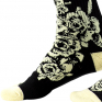 ONeal Pro MX Tophat Black Beige Boot Socks