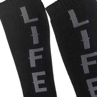 ONeal Pro MX Ride Life Black Grey Boot Socks Image 2