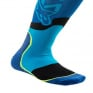Alpinestars Plus-2 Kids Blue Cyan MX Socks