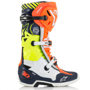 Alpinestars Tech 10 Limited Edition Nations 19 Boots Image 3