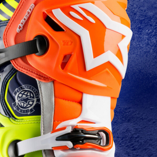 Alpinestars Tech 10 Limited Edition Nations 19 Boots Image 4