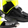 Gaerne SG12 Grey Yellow Black Motocross Boots