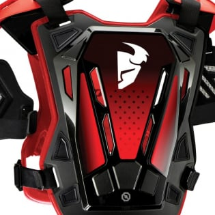 Thor Youth Guardian Black Red Body Protection Image 3