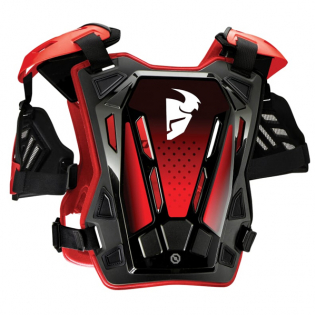 Thor Youth Guardian Black Red Body Protection Image 4