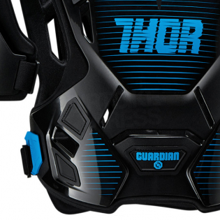 Thor Youth Guardian Body Protection - Black Blue Image 2