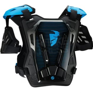 Thor Youth Guardian Body Protection - Black Blue Image 3