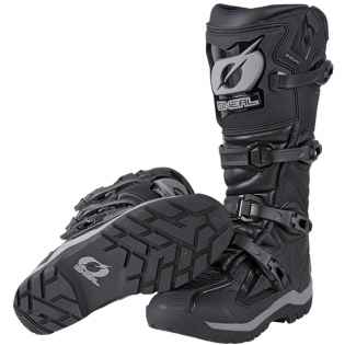ONeal RMX Black Enduro Boots Image 3