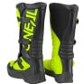 ONeal RSX Black Neon Yellow Motocross Boots