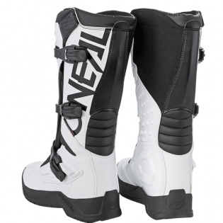 ONeal RSX White Black Motocross Boots Image 4